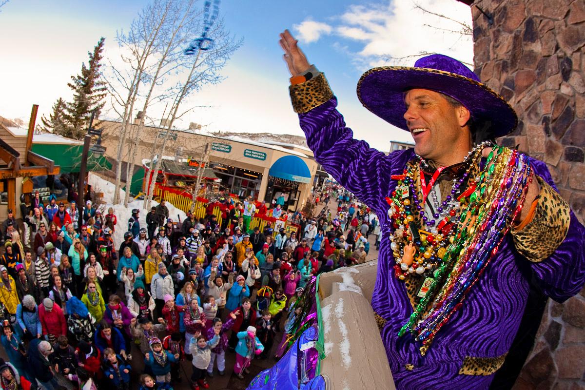 5 Reasons to Love Mardi Gras