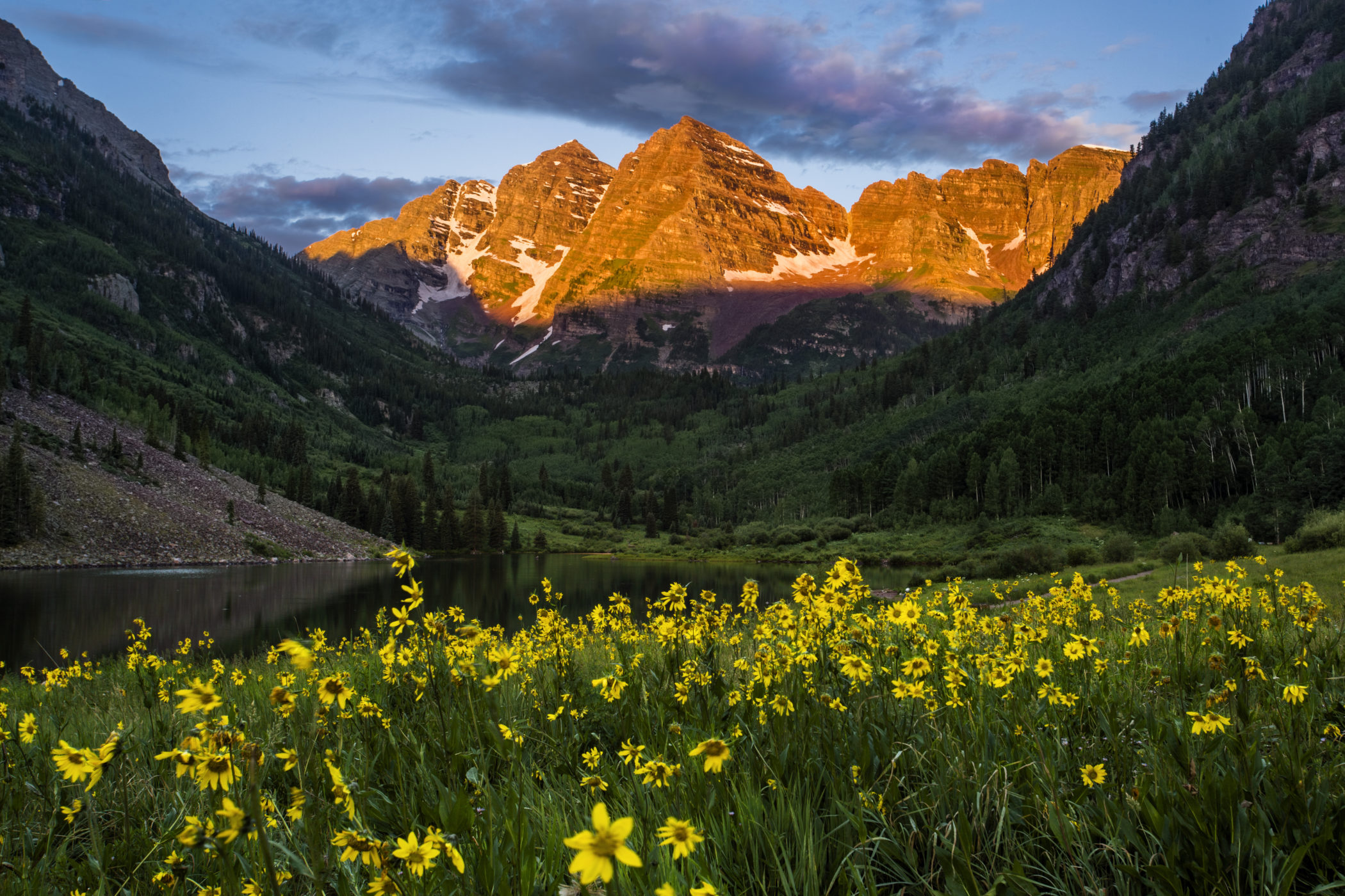 How To Get From Snowmass Village To The Maroon Bells Go